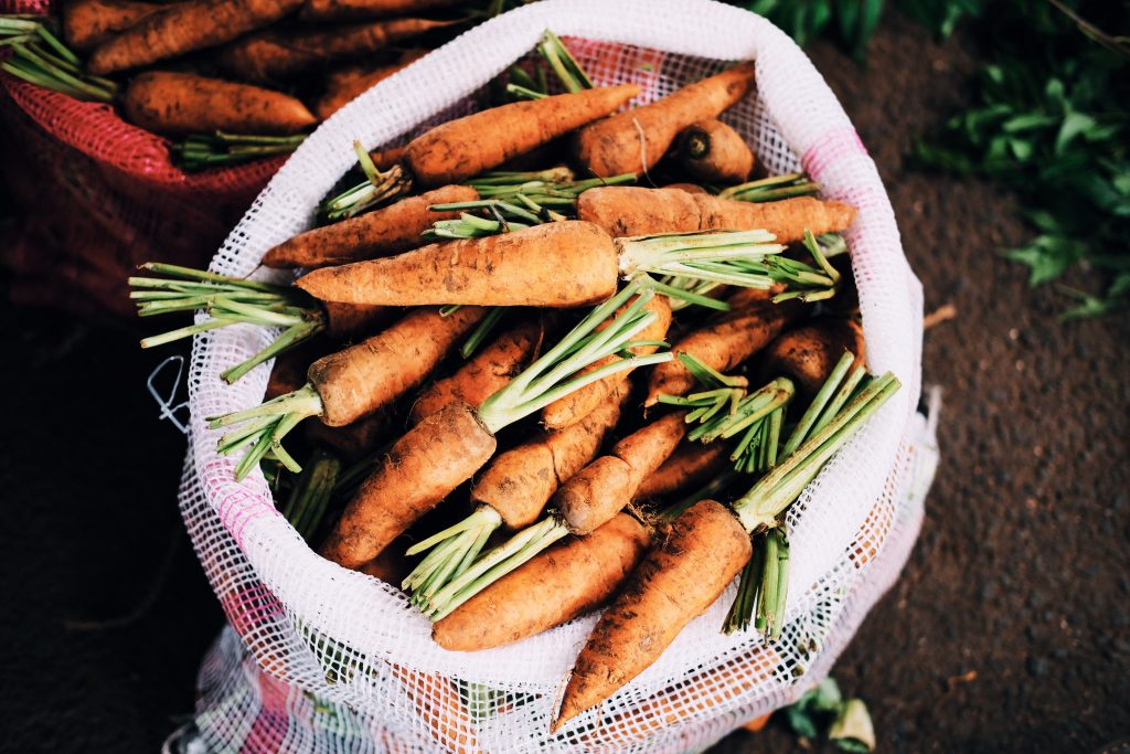 Carrots - From Farm to Fork
